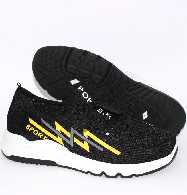 Летние текстильные кроссовки 36 - 40 размер (маломерит)