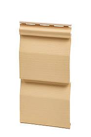 Сайдинг виниловый Миндаль Фасайдинг Fasiding 3,85 м х 0,25 см
