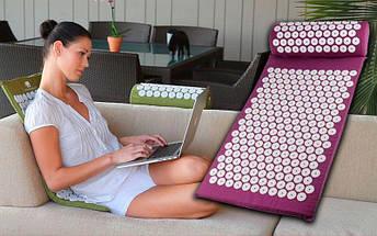 Масажний матрац килимок Beads of Nails акупунктурний масажний набір, фото 2