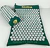 Массажный матрас коврик Beads of Nails акупунктурный массажный набор, фото 3