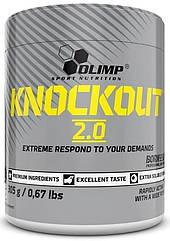 Предтреник Olimp Knockout 2.0 (305 г) олимп нокаут цитрус-пунш