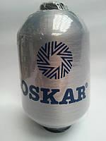 """Нитки    еластичні """"ОSKAR""""  білі"""