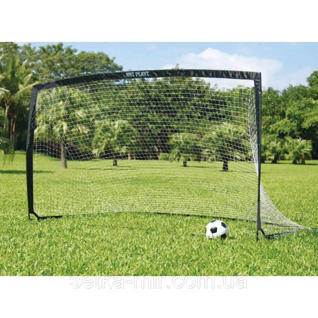 Розкладні футбольні ворота Net Playz Soccer Simple Playz ODS-3081