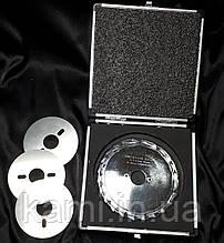 Алмазна PCD двокорпусна підрізна пила з ДСП HOLZ 120х2.8/3.6x20 (12+12 z)