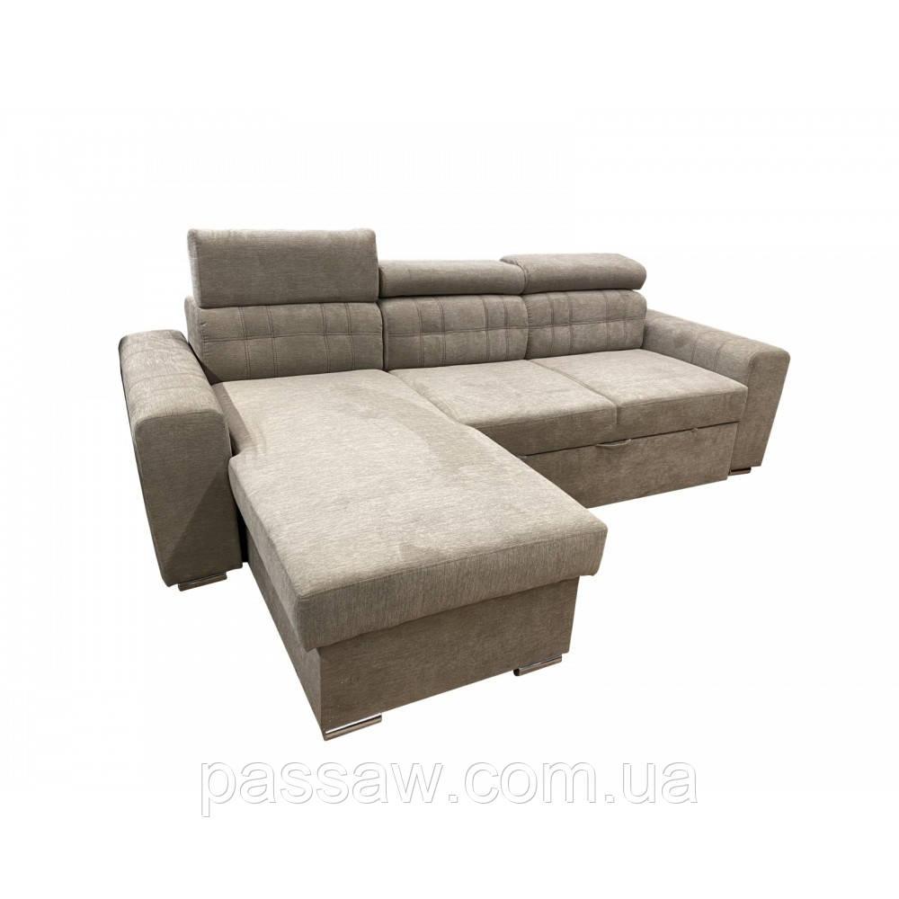 """Кутовий диван-ліжко """"Ніколь"""""""