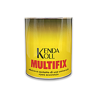 Клей универсальный MULTIFIX для кожзама, кожи, пвх, пробка (сильной фиксации) 0,85 кг Наирит