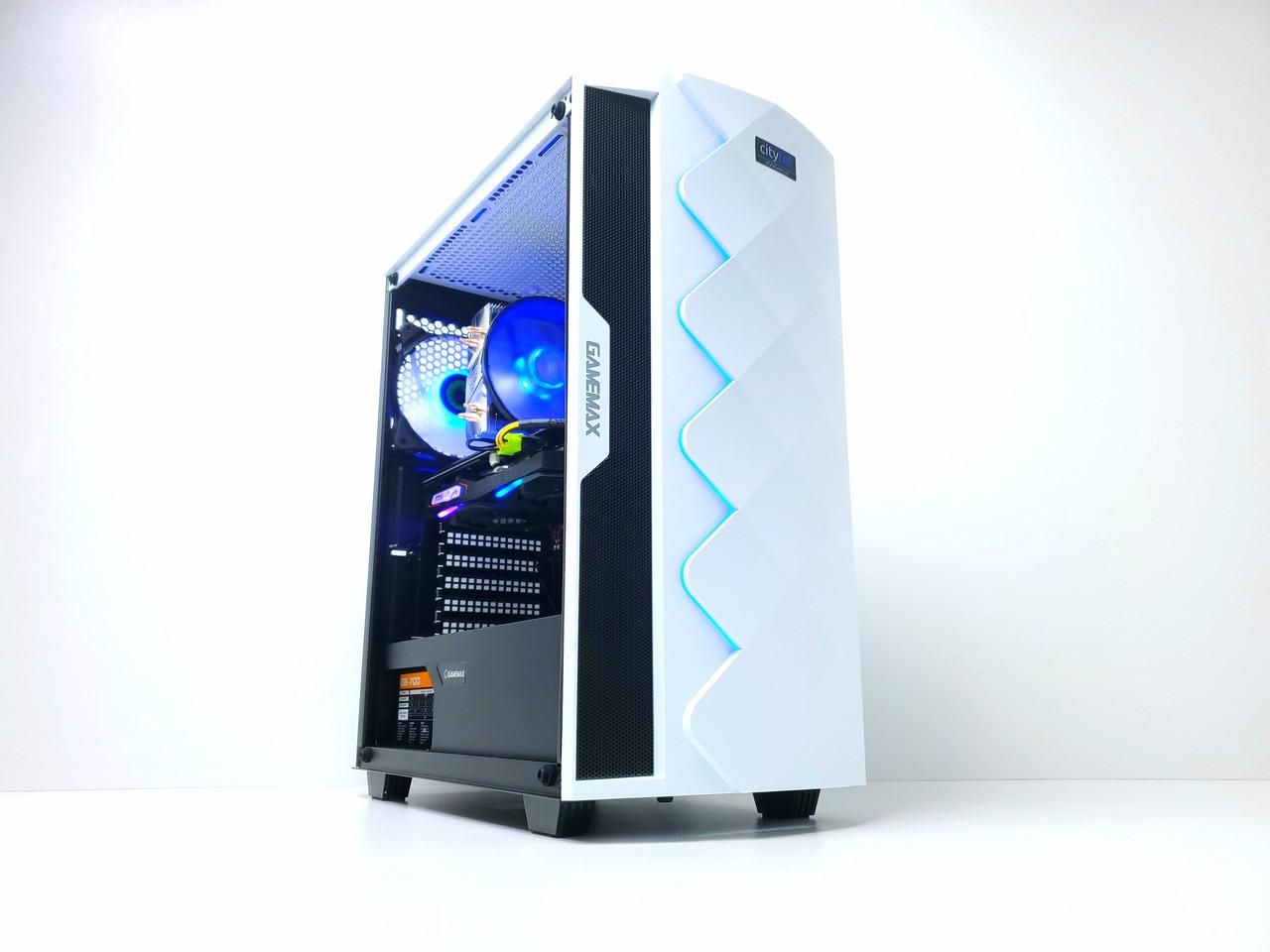 Ігровий Комп'ютер Core i5-10400F (6 ядер) 16GB DDR4 SSD240GB+HDD1000GB Sapphire Radeon RX 580 Nitro+ 4GB GDDR5