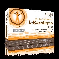 Л-карнитин Olimp L-Carnitine Plus (80 табл) олимп