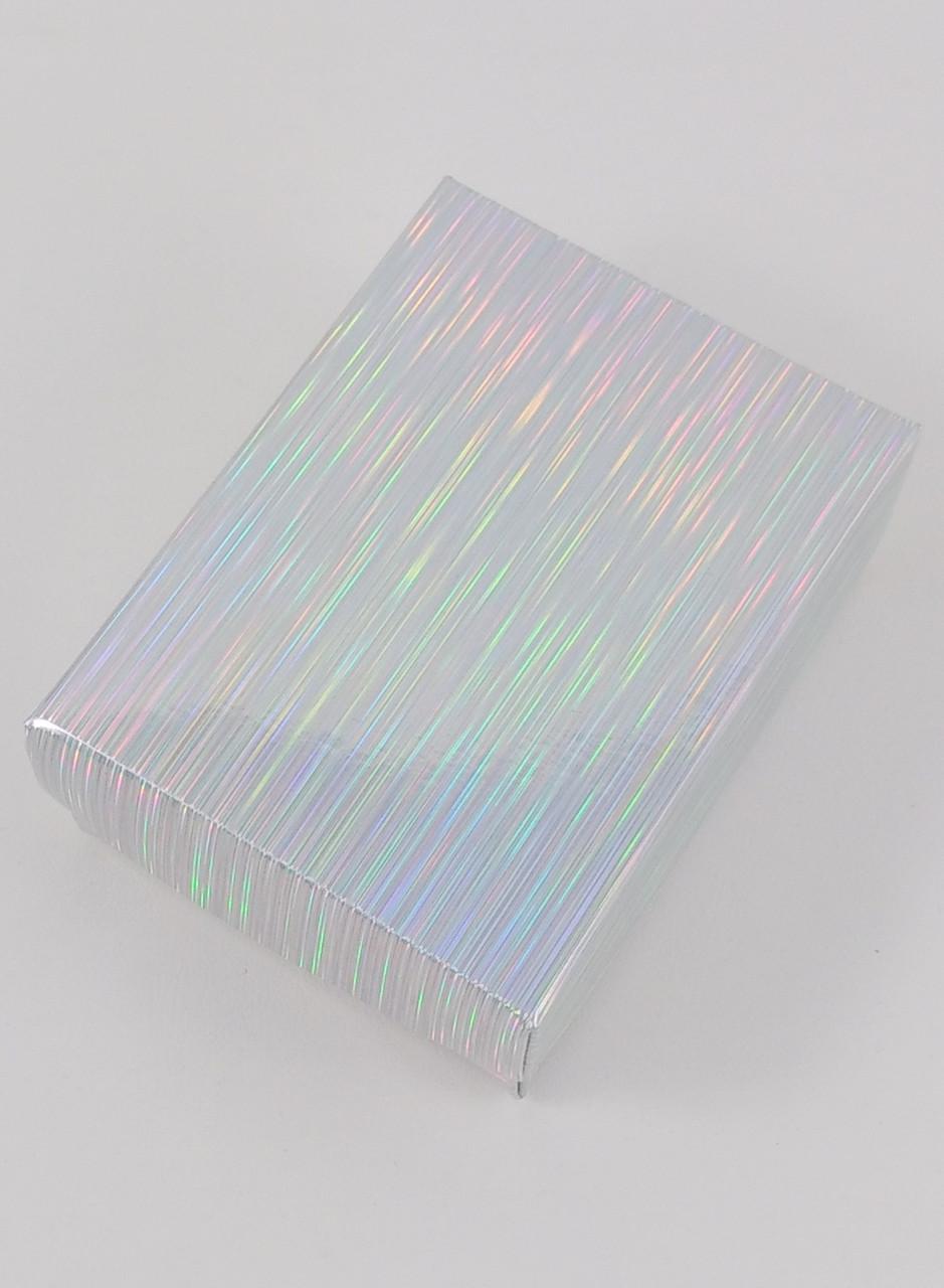 Футляр для набору картонний Т-200 голографічний