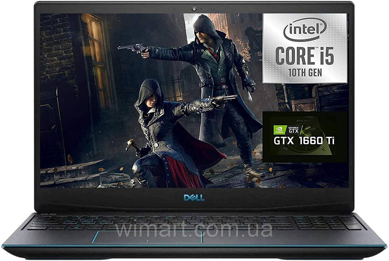 Ноутбук DELL G5 15 5500 (B08J47X4WT) (i5-10300H / 8GB RAM / 256GB SSD / NVIDIA GTX 1660Ti / FHD / WIN10)