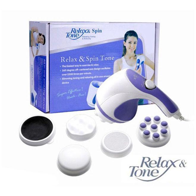 Масажер Relax and Tone – вібро масажер релакс енд тоні для схуднення