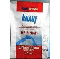 Шпаклевка HP Finish KNAUF 25 кг
