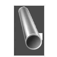 Труба ДУ 25х2,8 сварная стальная круглая водогазопроводная
