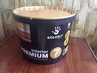 Интерьерная краска Kolorit Interior Premium 7