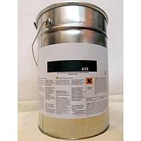 Термостойкая кремнийорганическая эмаль Termosil 650