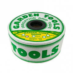 Щілинна крапельна стрічка Garden Tools 10см 6 mil 1000м