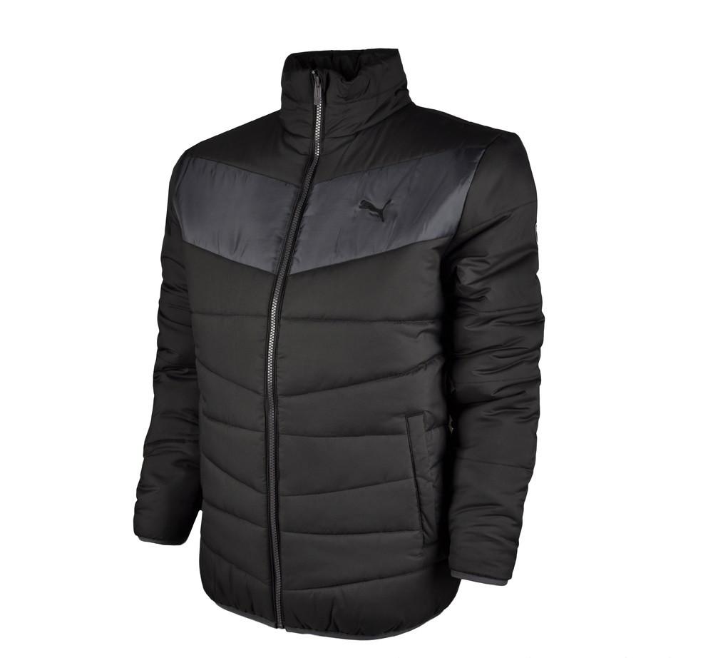Куртка спортивная, мужская Puma Ess Padded Jacket  833806 01 пума