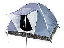 4-х местная туристическая палатка москитная сетка 200x200 см Польша
