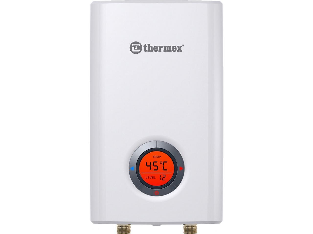 Электрические проточные водонагреватели Thermex Topflow 10000