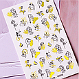 Слайдер водний для дизайну нігтів Harunouta-W006, фото 5