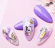 Слайдер водний для дизайну нігтів Harunouta-W006, фото 2