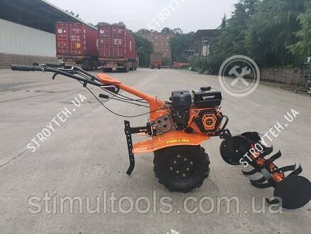 Культиватор бензиновый Forte 75, 7 л.с. (оранжевый)