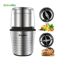 Кавомолка електрична BioloMix BCG300