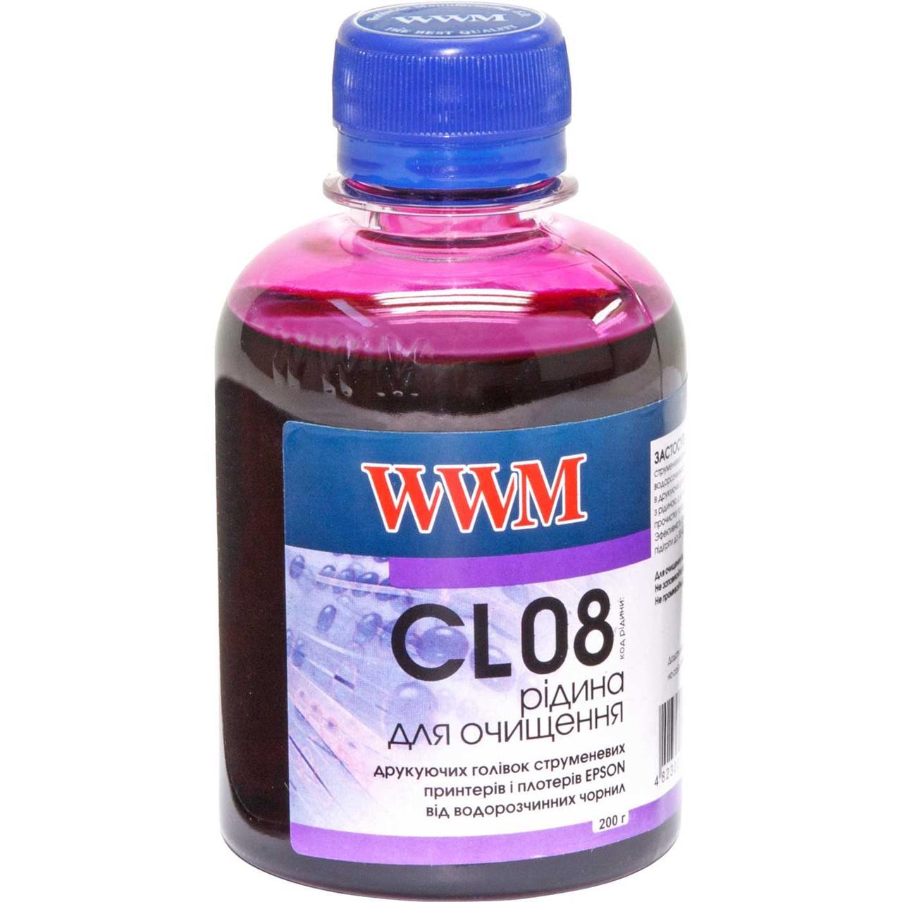 Рідина для очищення CL 08 EPSON водорозч.