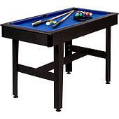 Чорний більярдний стіл для басейну 4 футів + аксесуари Польща Тільки бренди ЕС