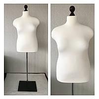 Манекен женский портновский пенопластовый в 58/60 размере, фото 1