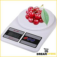 Кухонные электронные весы Electronic Kitchen Scale SF-400, весы настольные маленькие для кухни