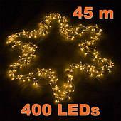 Рождественские лампы 400 светодиодов украшение на рождество Польша