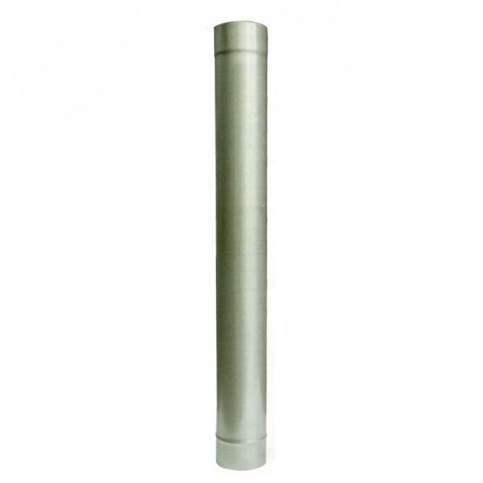 Ø130 Труба 1м, 08 мм нержавеющая AISI 304 сталь