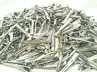Заготовка для заколки уточка 4,5 см (основа) оптом металл