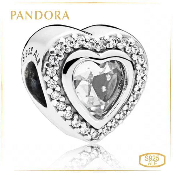 Пандора Шарм Сияющая любовь Pandora 797608CZ