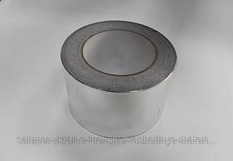 Скотч алюминиевый 50м*75мм