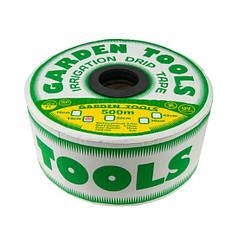 Щілинна крапельна стрічка Garden Tools 30 см 6 mil 1000м