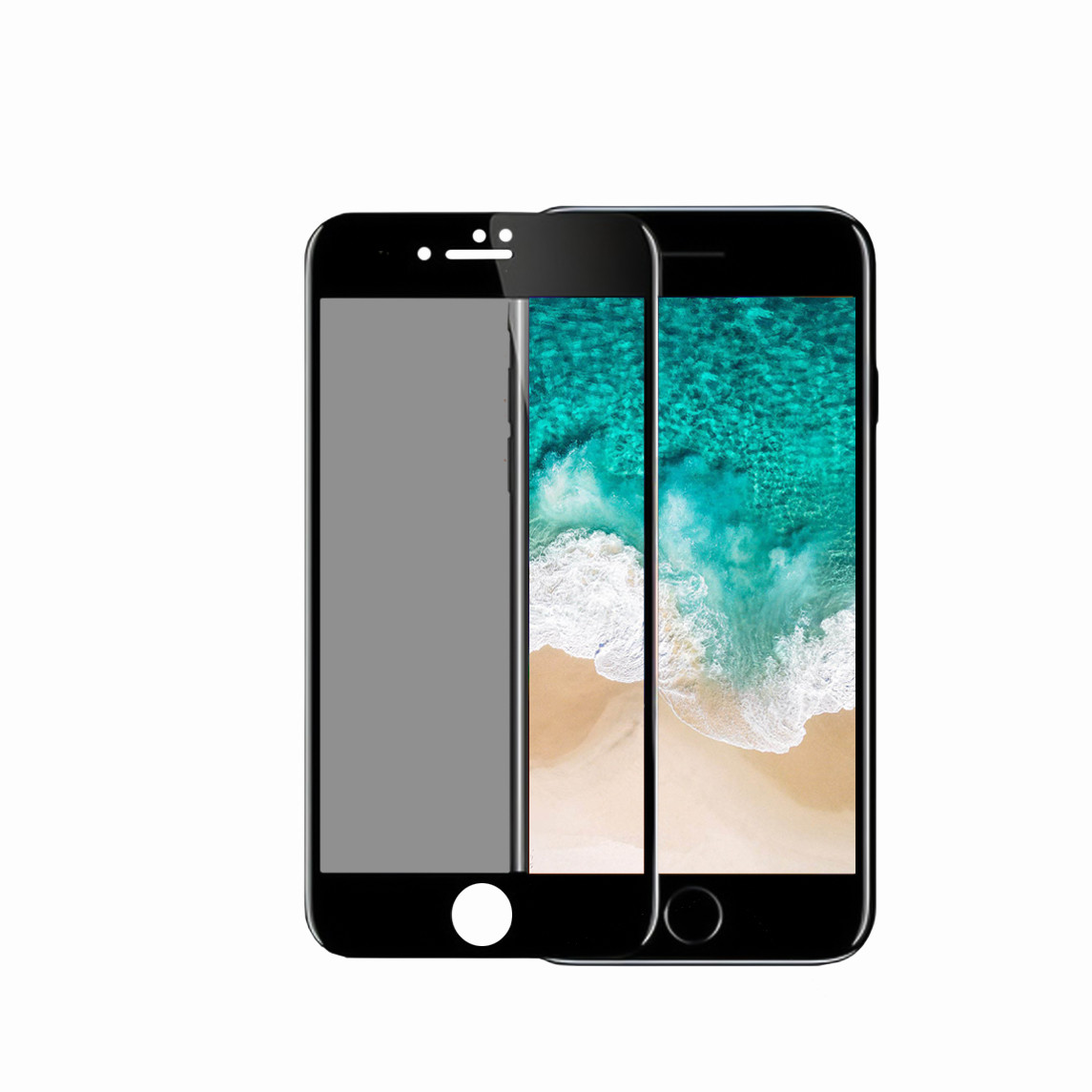 Защитное стекло АНТИШПИОН для Apple iPhone SE HM148