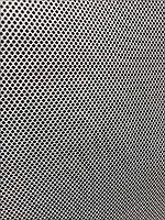 Тюль з фатину кремовий з білою вишивкою на метраж, висота 2,8 м(122166kr), фото 6