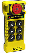 Система радіоуправління вантажопідйомним устаткуванням Elfatek EN MID 602