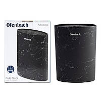 Подставка для ножей Ofenbach Черный 22,5см KM-100204