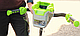 Аккумуляторный бур Zipper ZI-EBM40V-AKKU, фото 4