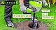 Аккумуляторный бур Zipper ZI-EBM40V-AKKU, фото 6