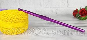 Крючок металлический для вязания №6,5