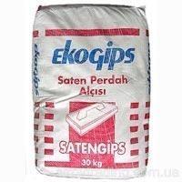 Шпаклевка SATENGIPS 30 кг  Ekogips