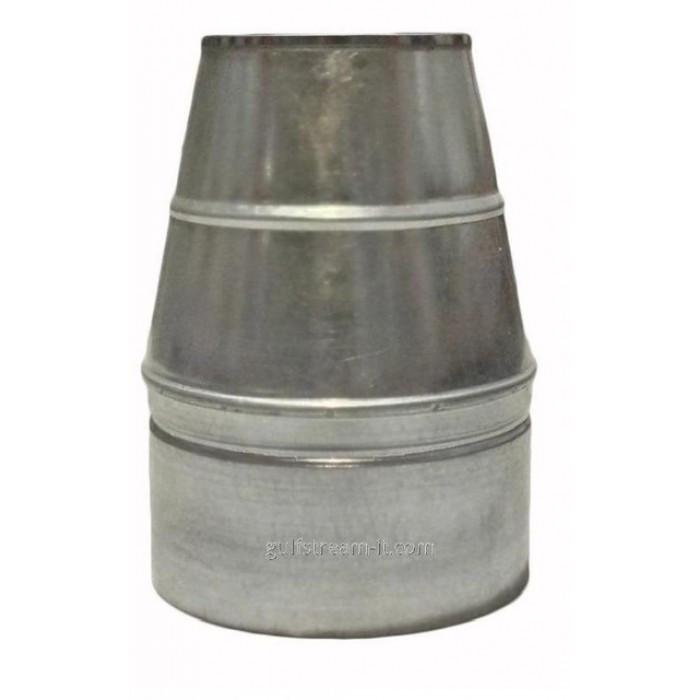 Ø110/180 Конус термо к/к 1мм нержавеющая сталь