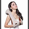 Массажер роликовый для спины и шеи Massager of neck kneading (rew-NJ-108), фото 3