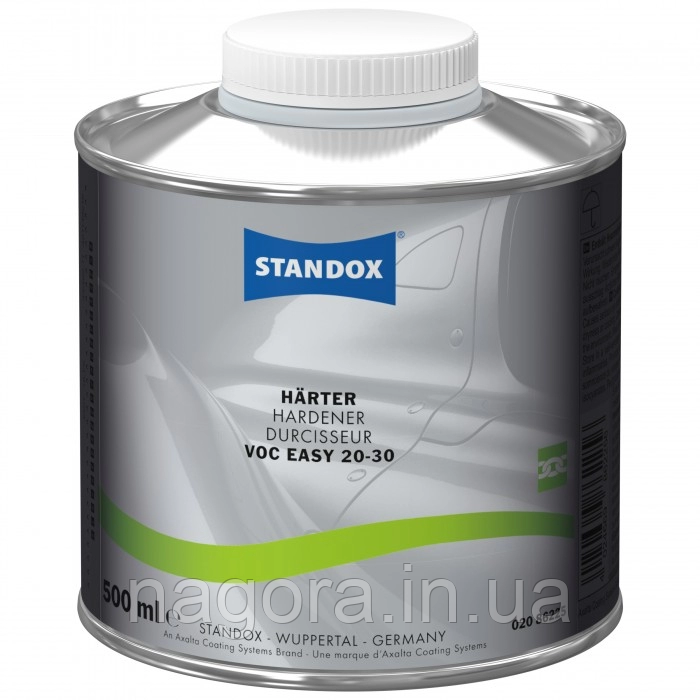 Затверджувач Standox Hardener VOC Easy 20-30 (500мл)
