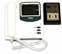Видеодомофон LUXURY IV 200, цветной LCD-экран, IR-подсветка