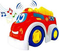 Машинка Пожарная музыкальная keenway K12841